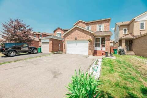 House for sale at 22 Rustywood Dr Brampton Ontario - MLS: W4825267