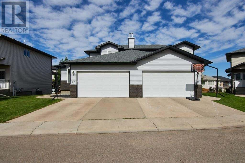 Townhouse for sale at 22 Saamis Cs Southwest Medicine Hat Alberta - MLS: A1002279