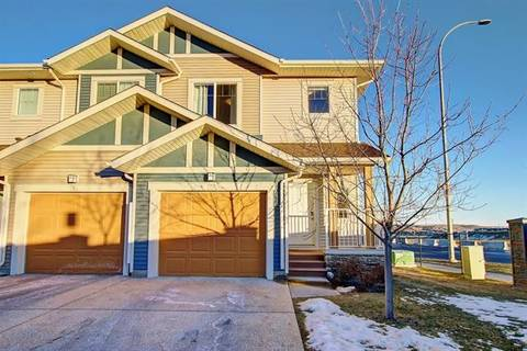 Townhouse for sale at 22 Sage Hill Common Northwest Calgary Alberta - MLS: C4290472