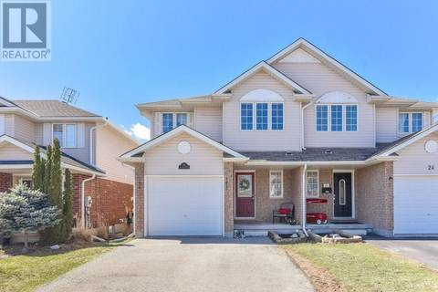 House for sale at 22 Sandcreek Ln Guelph Ontario - MLS: 30727085