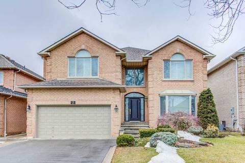 House for sale at 22 Savoy Cres Vaughan Ontario - MLS: N4424610