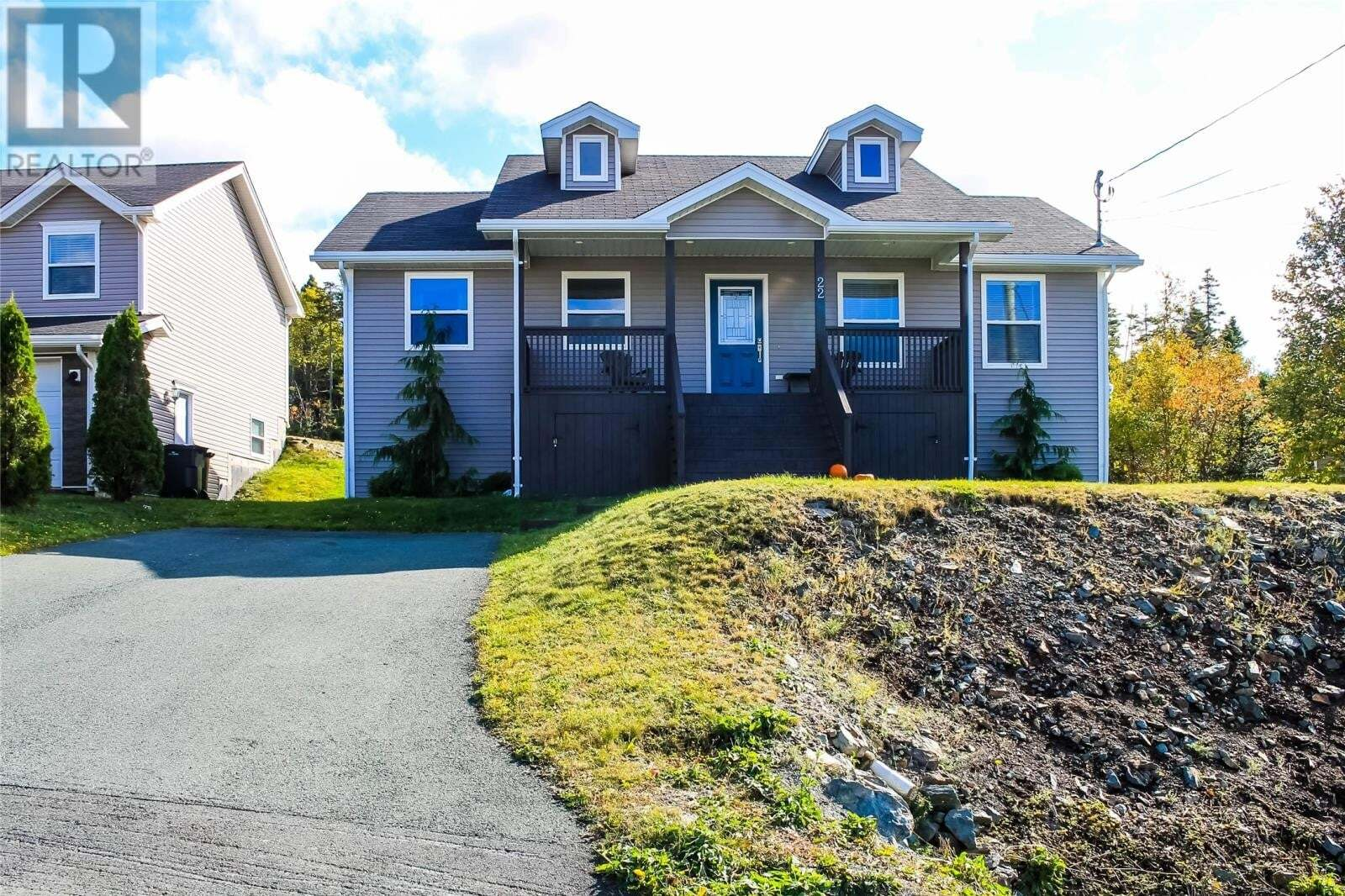 House for sale at 22 School Rd Portugal Cove - St. Philips Newfoundland - MLS: 1222335