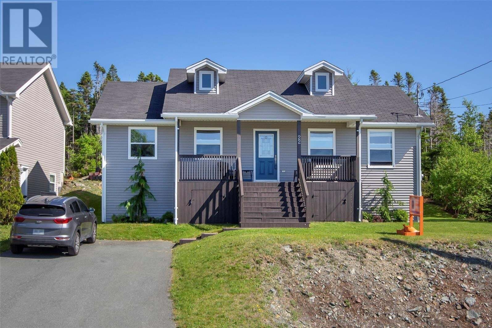 House for sale at 22 School Rd Portugal Cove- St Philips Newfoundland - MLS: 1214110