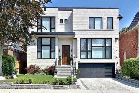 House for sale at 22 Shelborne Ave Toronto Ontario - MLS: C4505924