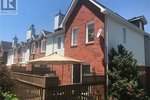 Townhouse for sale at 22 Shoreline Dr Bracebridge Ontario - MLS: 207930