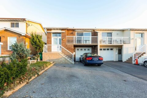 Townhouse for sale at 22 Simmons Blvd Brampton Ontario - MLS: W4991496
