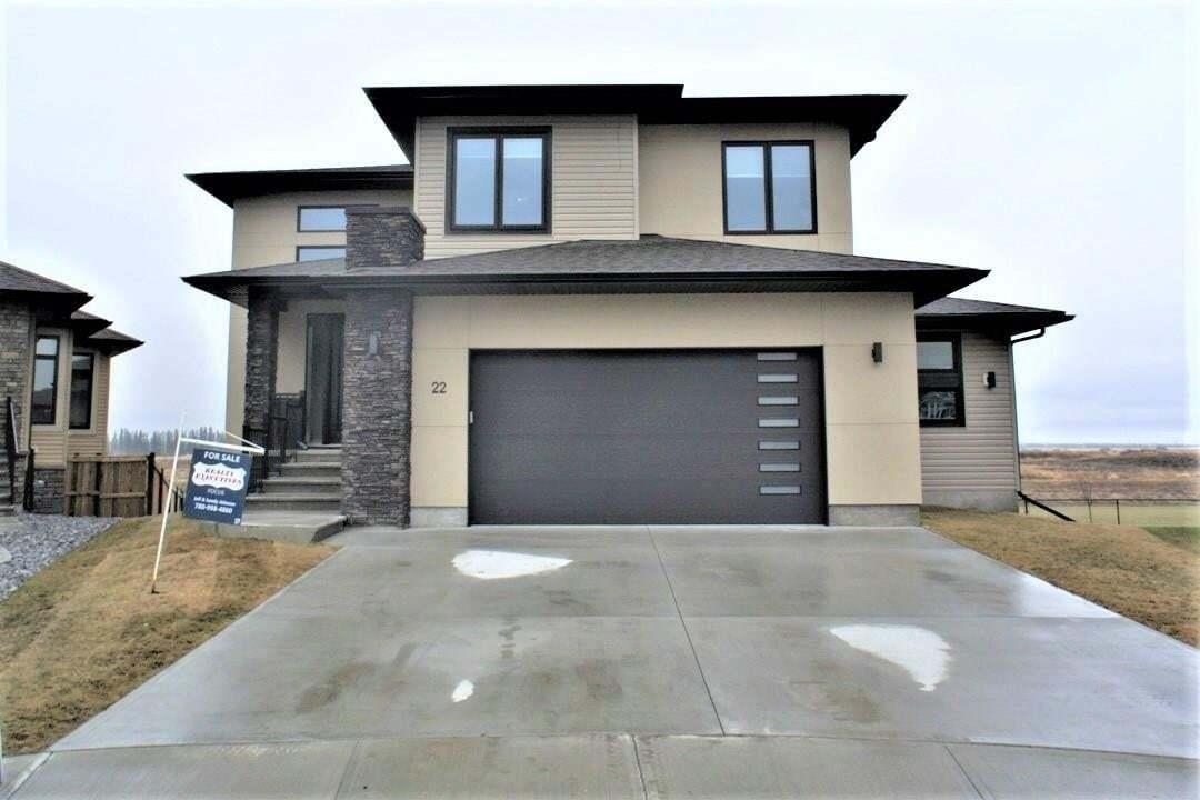 House for sale at 22 Sparrow Cl Fort Saskatchewan Alberta - MLS: E4185648