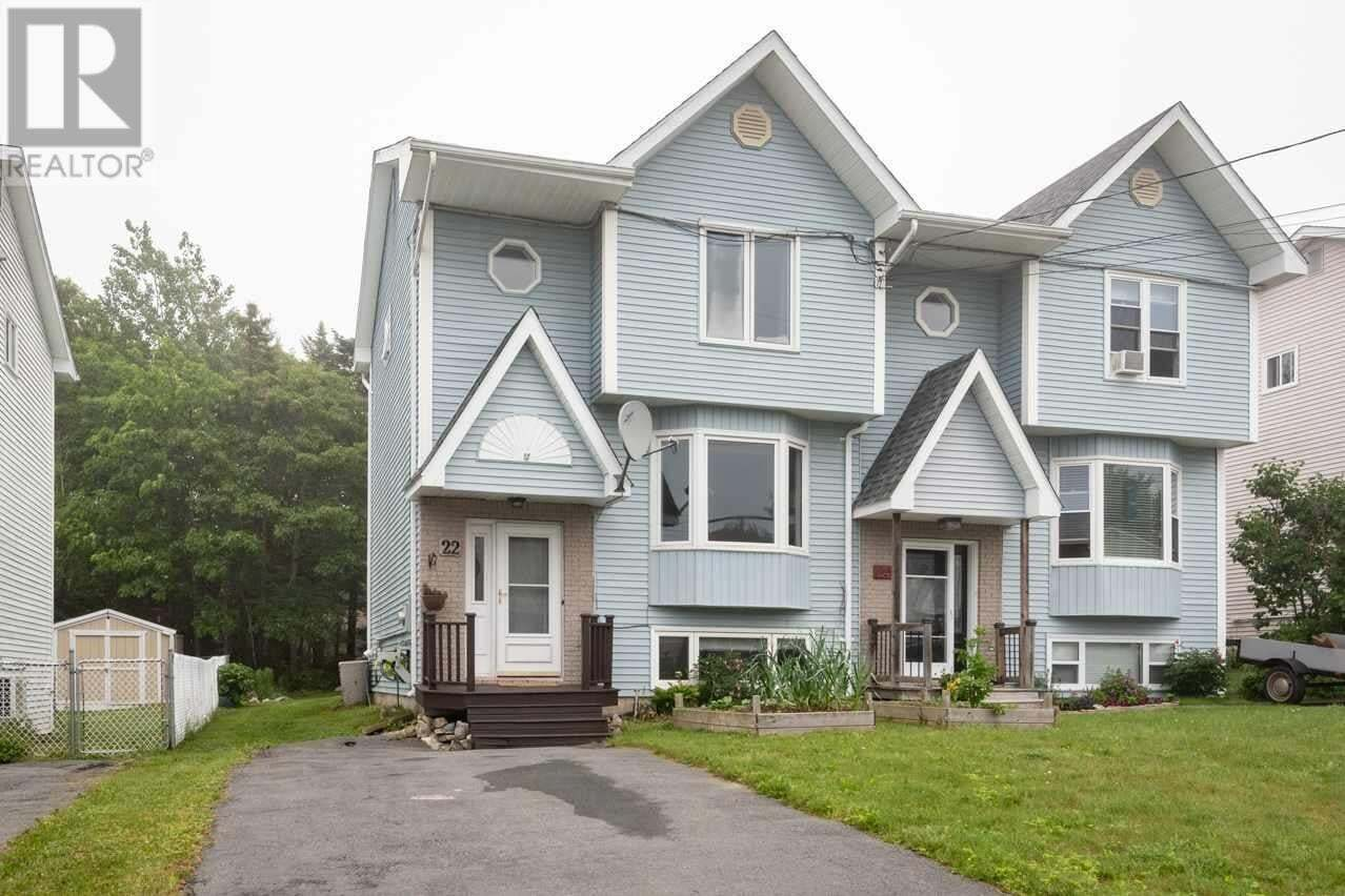 House for sale at 22 Sprucevale Dr Timberlea Nova Scotia - MLS: 202011427