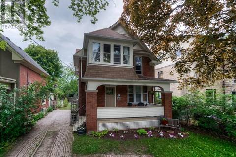 Townhouse for sale at 22 St Leger St Kitchener Ontario - MLS: 30740325
