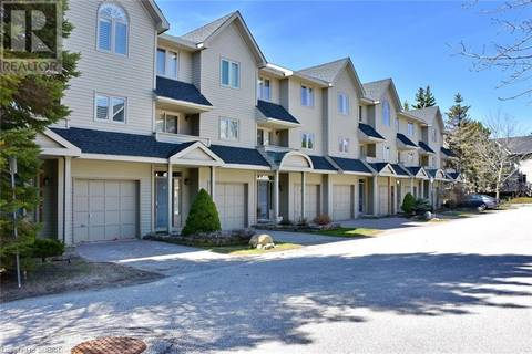 Townhouse for sale at 22 Starboard Rd Collingwood Ontario - MLS: 193853