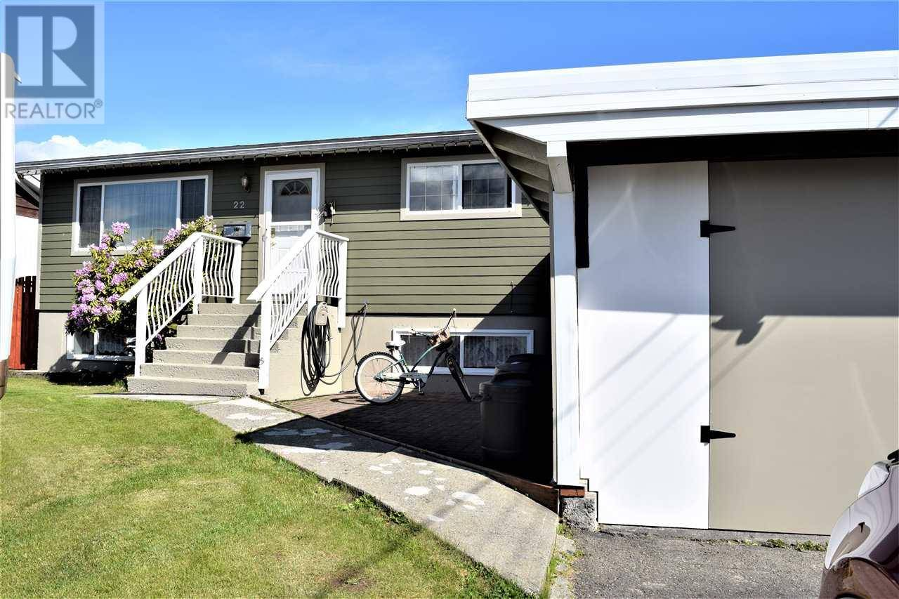 House for sale at 22 Stein St Kitimat British Columbia - MLS: R2379571