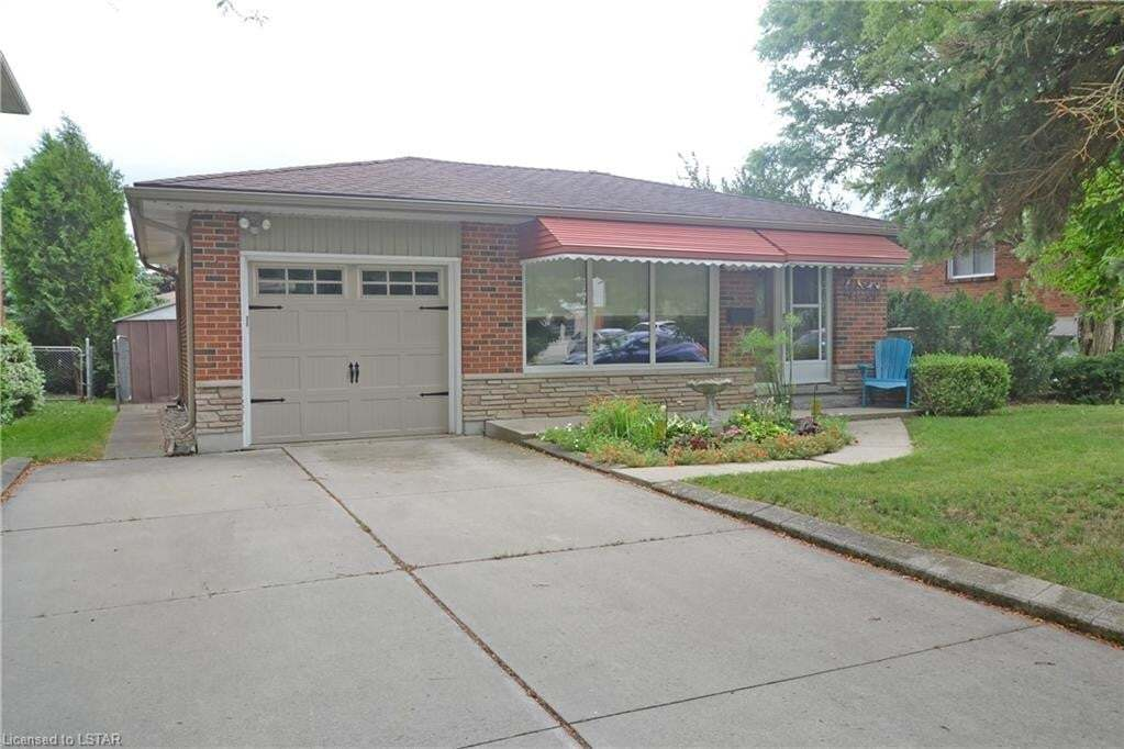 House for sale at 22 Stirling Cres St. Thomas Ontario - MLS: 277842
