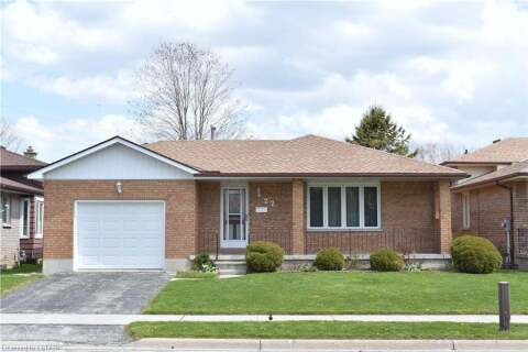 House for sale at 22 Stokes Rd St. Thomas Ontario - MLS: 256454