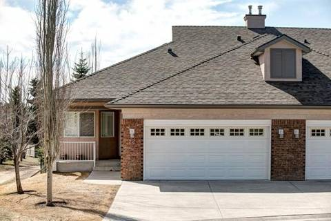 Townhouse for sale at 22 Straddock Villa(s) Southwest Calgary Alberta - MLS: C4294576