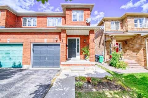 Townhouse for sale at 22 Studebaker Tr Brampton Ontario - MLS: W4919968