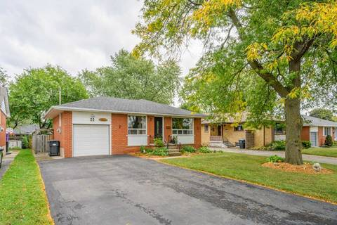 House for sale at 22 Swanhurst Blvd Mississauga Ontario - MLS: W4600252