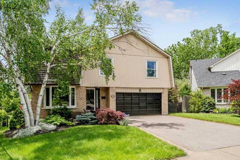 House for sale at 22 Terry Ct Halton Hills Ontario - MLS: W4496165