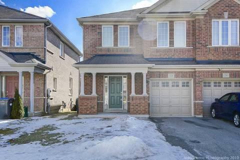 Townhouse for sale at 22 Thornbush Blvd Brampton Ontario - MLS: W4388477