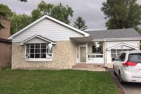 House for sale at 22 Todd Rd Toronto Ontario - MLS: E4447141