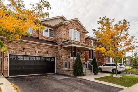 House for sale at 22 Travis Cres Brampton Ontario - MLS: W4935748