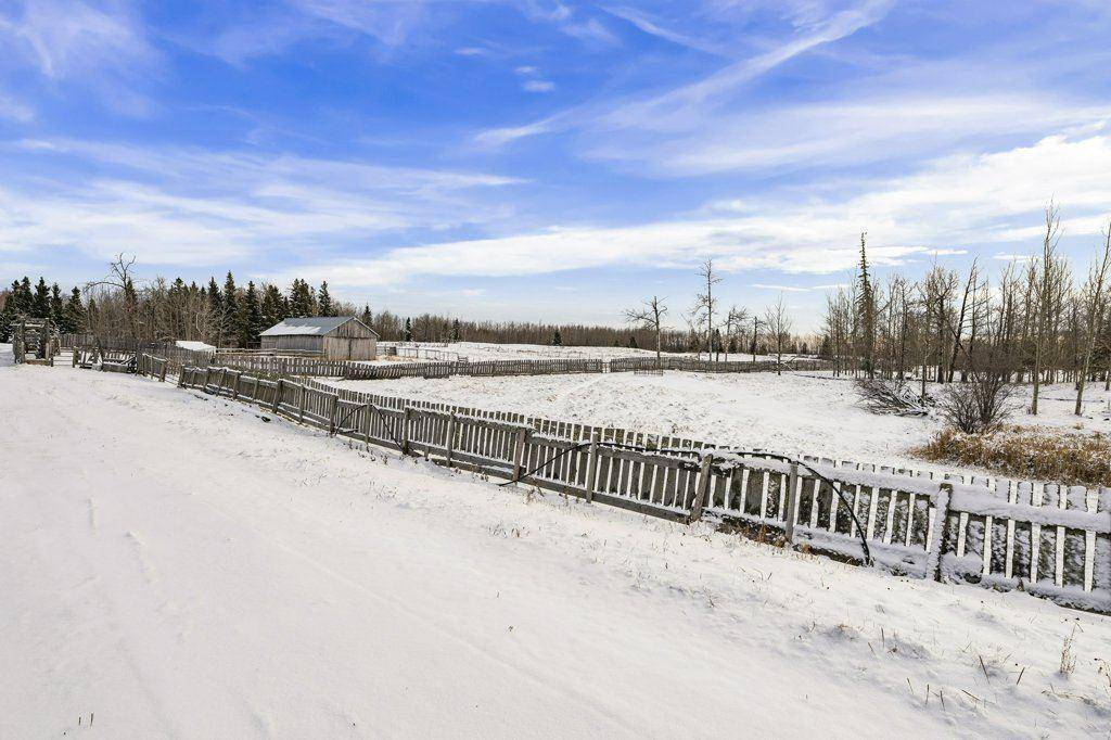 Residential property for sale at 22 Twp Rd Rural Yellowhead Alberta - MLS: E4189273