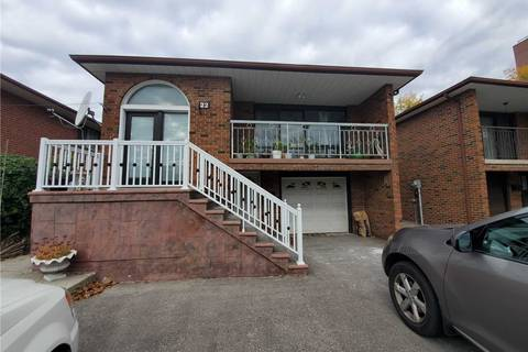 House for rent at 22 Victory Dr Toronto Ontario - MLS: W4622860