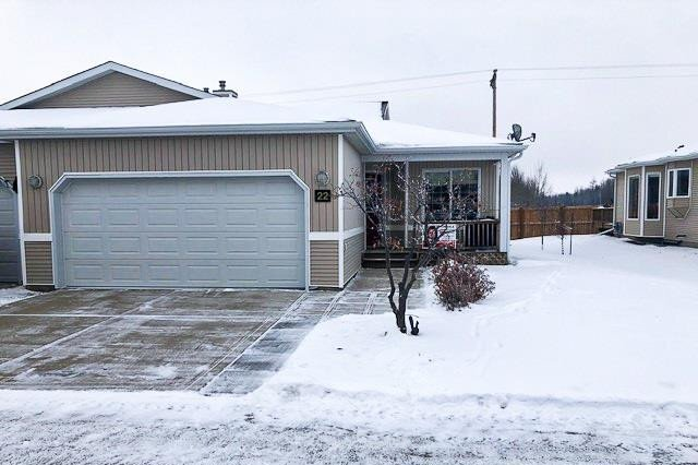 Townhouse for sale at 22 Village Ln Rural Wetaskiwin County Alberta - MLS: E4194981