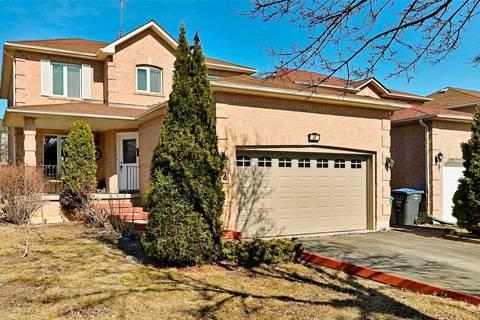 House for sale at 22 Vivians Cres Brampton Ontario - MLS: W4419538