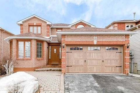 House for sale at 22 Waddington Cres Barrie Ontario - MLS: S4718608
