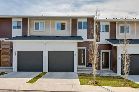Townhouse for sale at 22 Walden Ln Southeast Calgary Alberta - MLS: C4295587