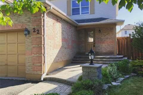 House for sale at 22 Wallingford Ct Brampton Ontario - MLS: W4812797