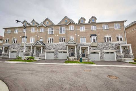 Townhouse for sale at 22 Waterstone Wy Whitby Ontario - MLS: E4674009