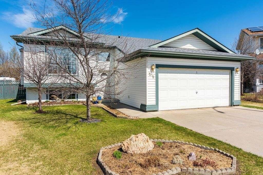 House for sale at 22 West Terrace Cl West Terrace, Cochrane Alberta - MLS: C4295949