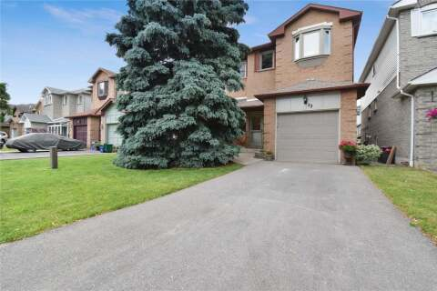 House for sale at 22 Whittington Ct Ajax Ontario - MLS: E4813869