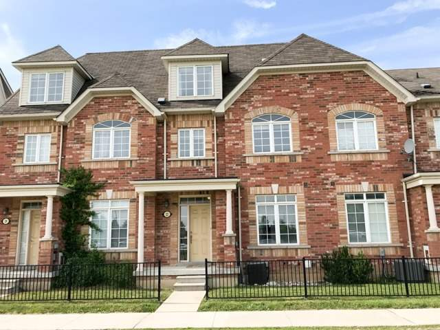 Sold: 22 Wicker Park Way, Whitby, ON