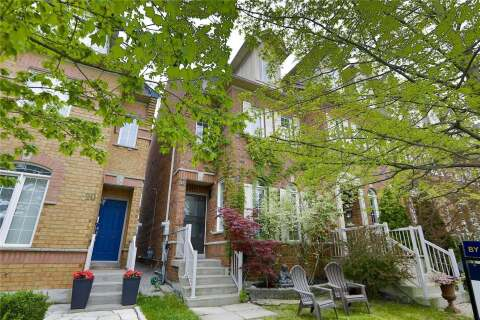 Townhouse for sale at 22 William Hancox Ave Toronto Ontario - MLS: E4777208