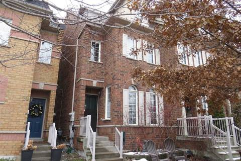 Townhouse for rent at 22 William Hancox Ave Toronto Ontario - MLS: E4658974