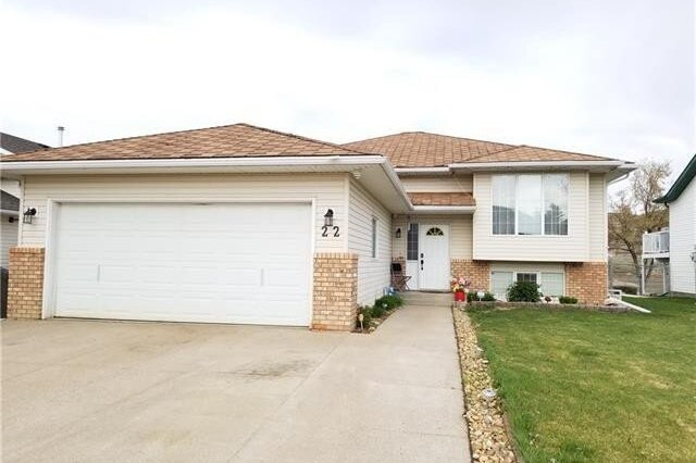 House for sale at 22 Willow Pt Drumheller Alberta - MLS: SC0174685
