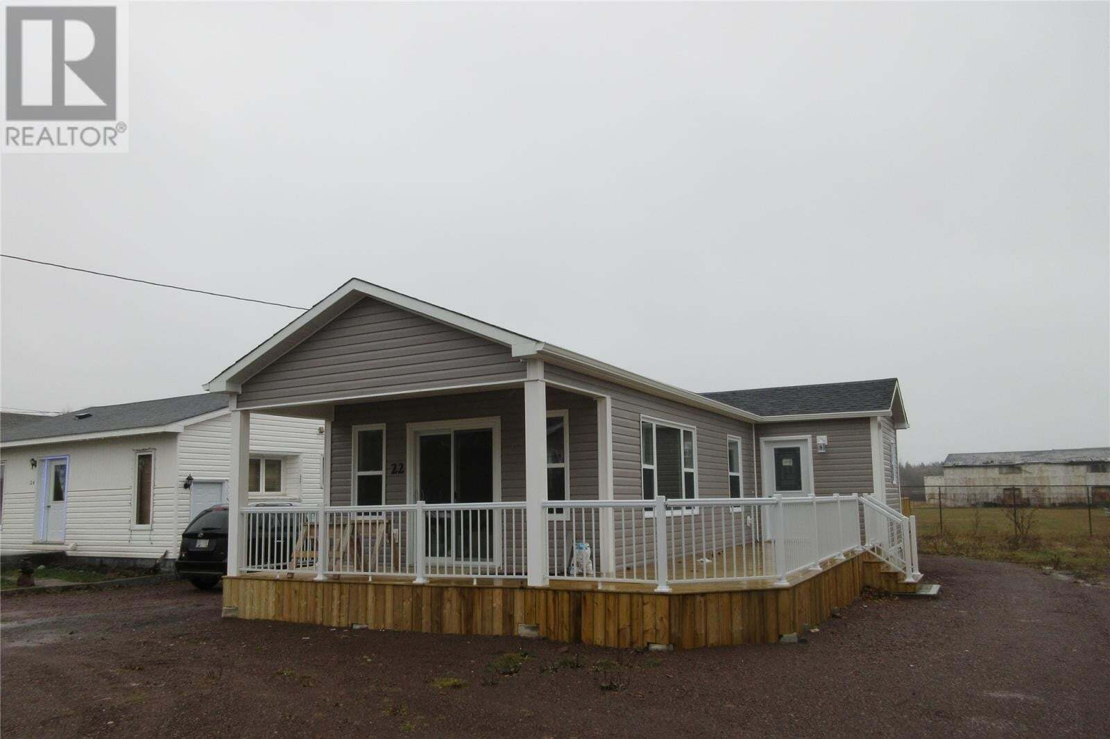 House for sale at 22 Wireless Rd Botwood Newfoundland - MLS: 1207449