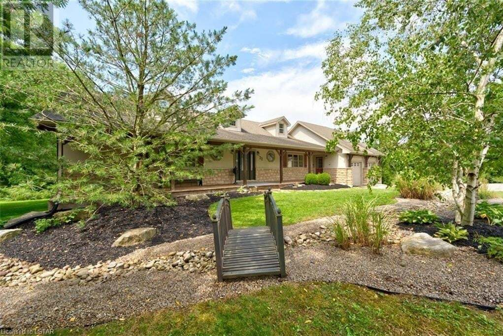 House for sale at 22 Woodland Rd St. Thomas Ontario - MLS: 279970