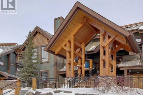 Townhouse for sale at 107 Armstrong Pl Unit 220 Canmore Alberta - MLS: 45415