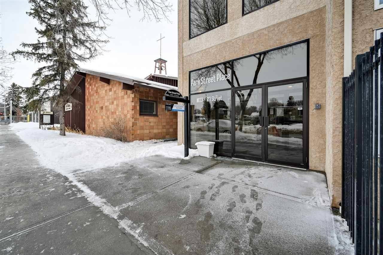 Condo for sale at 11033 127 St Nw Unit 220 Edmonton Alberta - MLS: E4185684