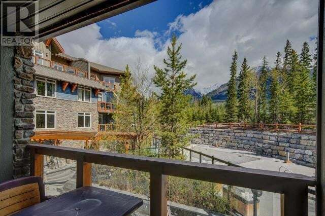 Condo for sale at 170 Kananaskis Wy Unit 220 Canmore Alberta - MLS: 52535