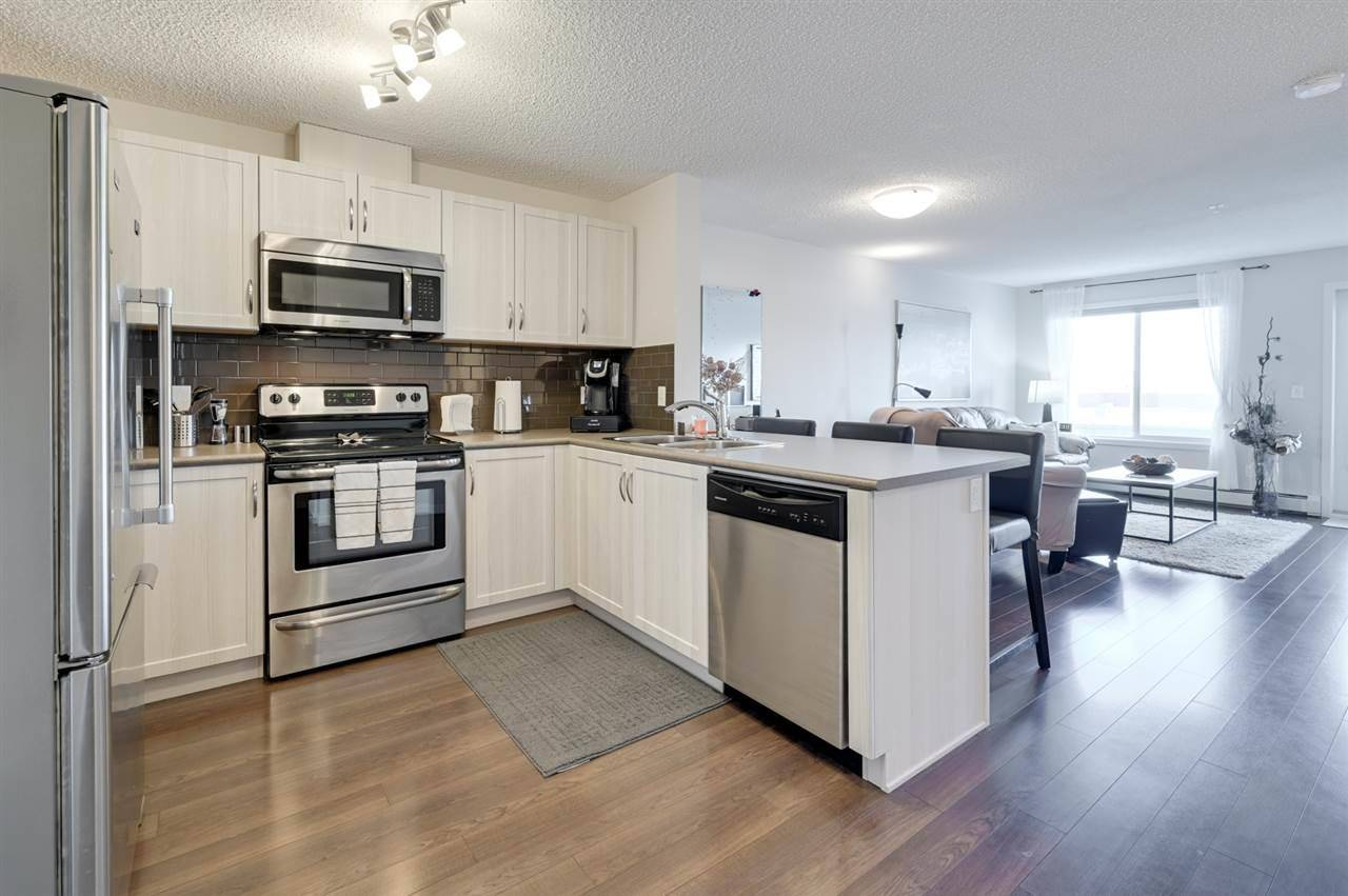 Condo for sale at 1820 Rutherford Rd Sw Unit 220 Edmonton Alberta - MLS: E4183527