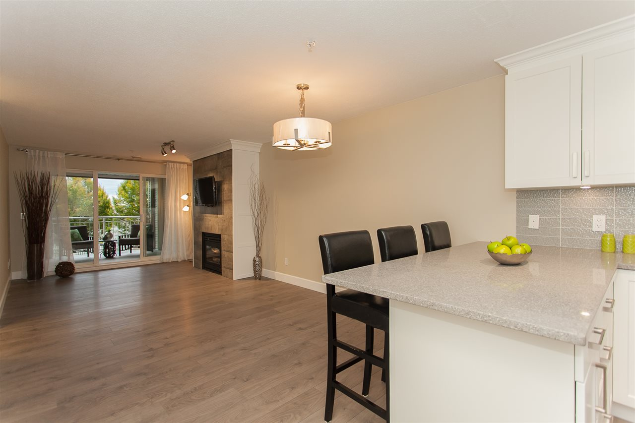 For Sale: 220 - 19750 64 Avenue, Langley, BC | 2 Bed, 1 Bath Condo for $324,900. See 20 photos!