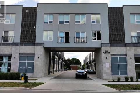 Townhouse for sale at 338 Albert St Unit 220 Waterloo Ontario - MLS: 30749843