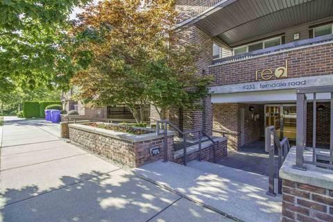 Condo for sale at 9233 Ferndale Rd Unit 220 Richmond British Columbia - MLS: R2398133