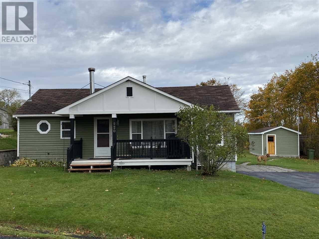 House for sale at 220 Avon St Hants Border Nova Scotia - MLS: 201924983