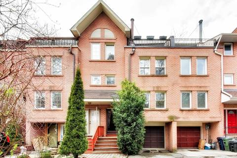 Townhouse for sale at 220 Berkeley St Toronto Ontario - MLS: C4456140