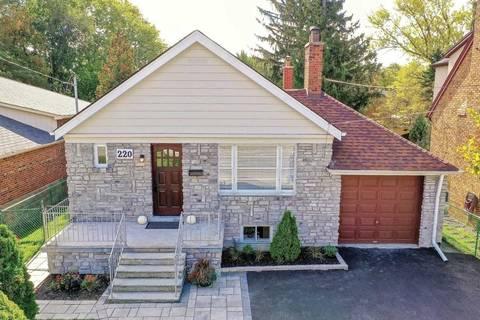 House for sale at 220 Burnhamthorpe Rd Toronto Ontario - MLS: W4607633